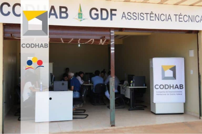 Concurso CODHAB DF: Convocação para as Provas de nível médio