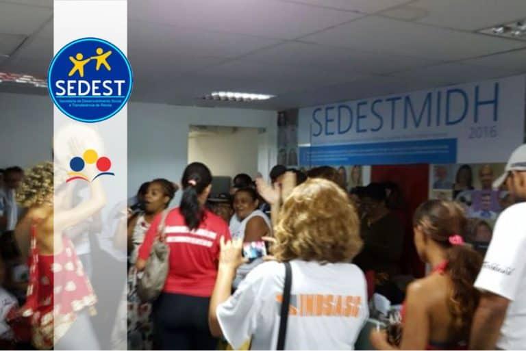 Concurso SEDES: Resultado preliminar da primeira etapa