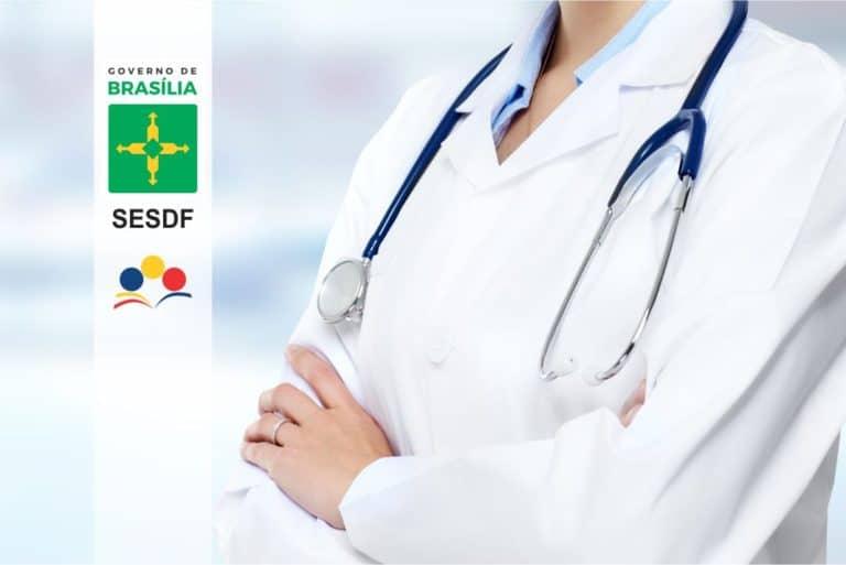 Secretaria de Saúde do DF SESDF: Atualizado quadro demonstrativo de concursos vigentes – novembro/2018