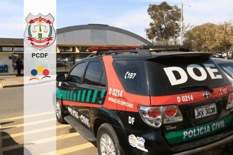 Fraude em concursos no DF: Professores beneficiados pela Máfia dos Concursos são presos pela PCDF