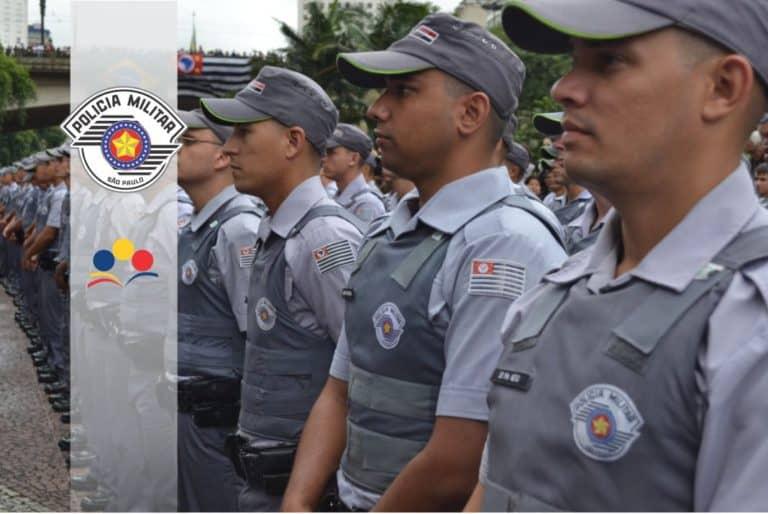 Concurso PMSP Soldado: Governador autoriza 5.400 vagas de nível médio