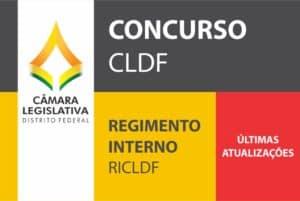 Concurso CLDF: Regimento Interno da CLDF - Atualização