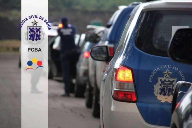Concurso Polícia Civil BA PCBA: VUNESP contratada para Edital com 1.000 vagas
