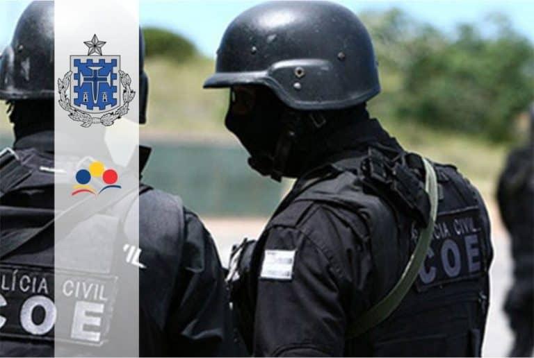 Concurso Polícia Civil PC BA 2018: Vunesp divulga Resultado Final da 1ª Etapa e Resultado Provisório da 2ª Etapa