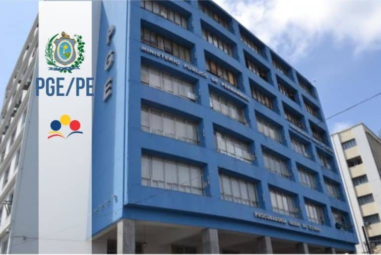 Concurso PGE PE Servidor 2018: SAIU o Edital com 88 vagas. Iniciais de até R$ 3,8 mil!