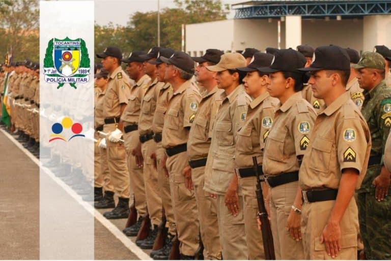 Concurso PMTO: Inscrições encerram hoje (09/02) para 1.040 vagas para Soldado e Oficial