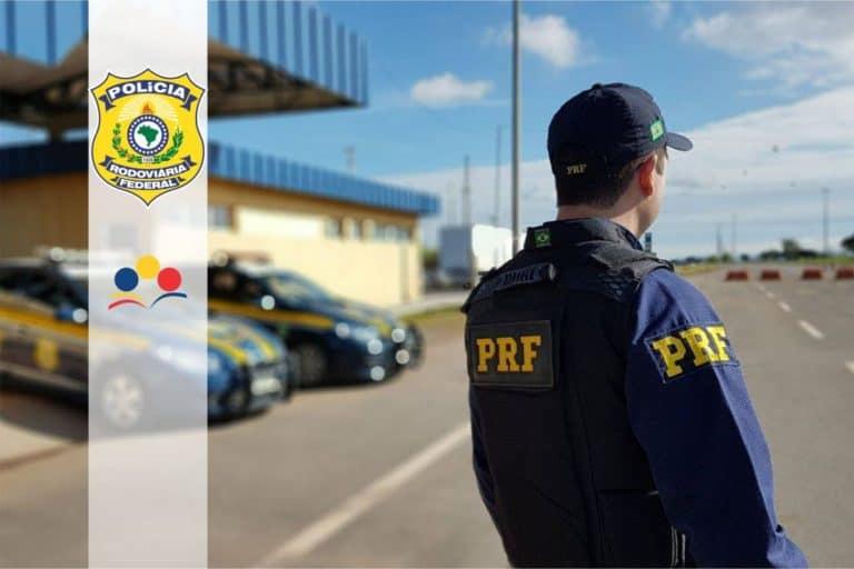 Concurso PRF 2018/2019: Inscrições ABERTAS para 500 vagas. Iniciais de R$9.931