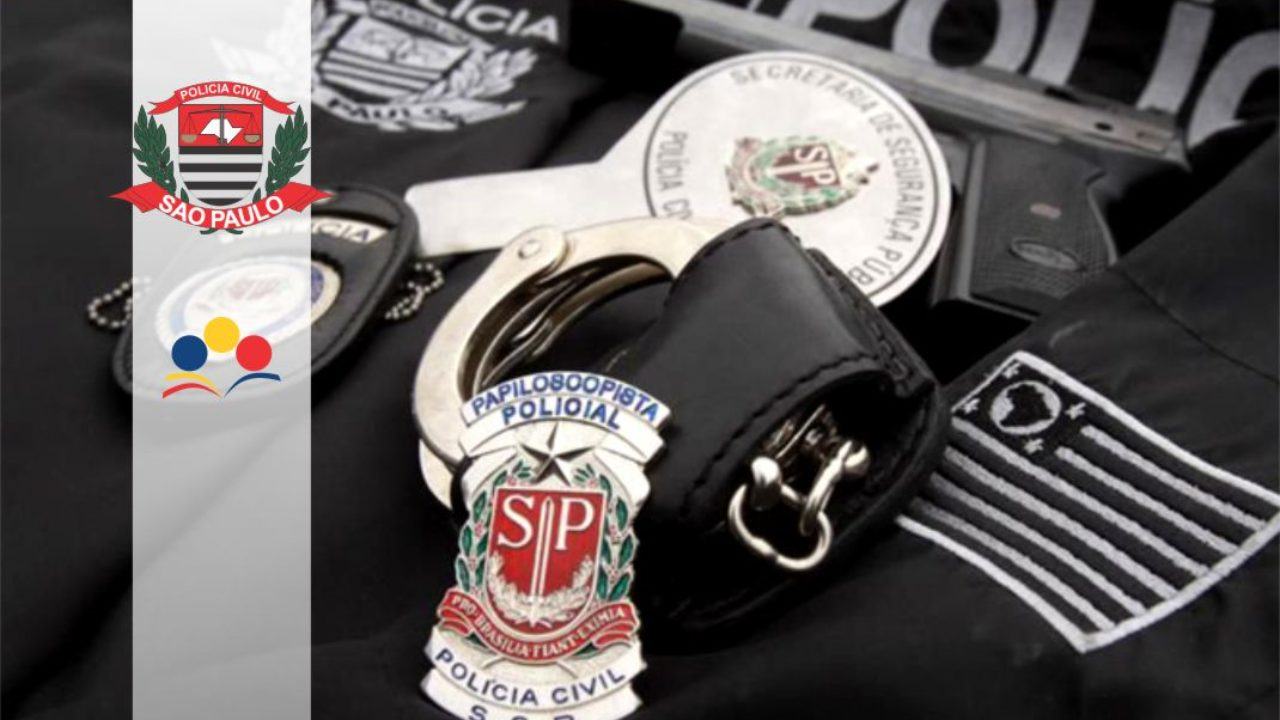 Concurso Da Policia Civil Pc Sp 2019 E Autorizado Com 2 939 Vagas