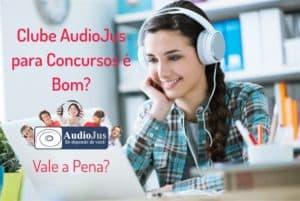 Clube para Concursos AudioJus