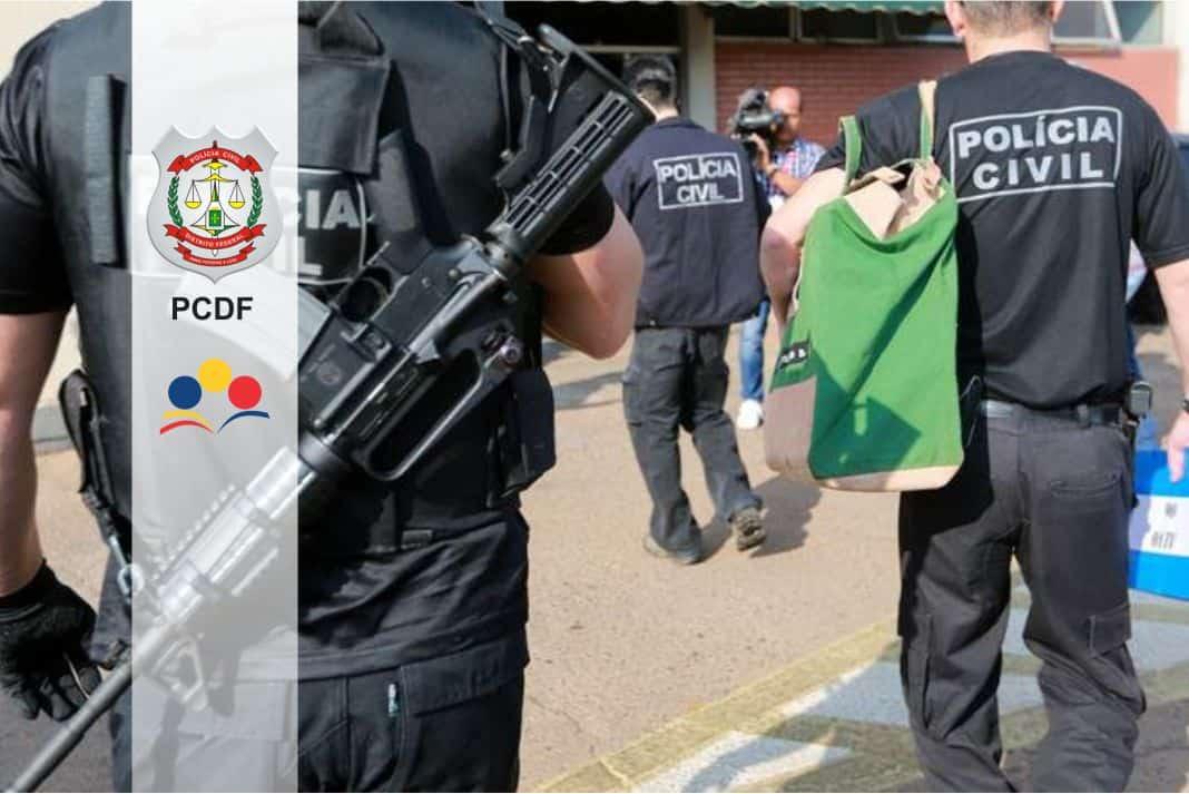 Concurso Polícia Civil PCDF 2019: Edital para Escrivão em definição da organizadora! Até R$13.751,51!