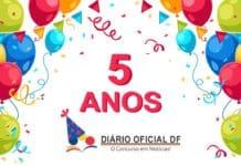 Aniversario-5-Anos-DODF-Concursos