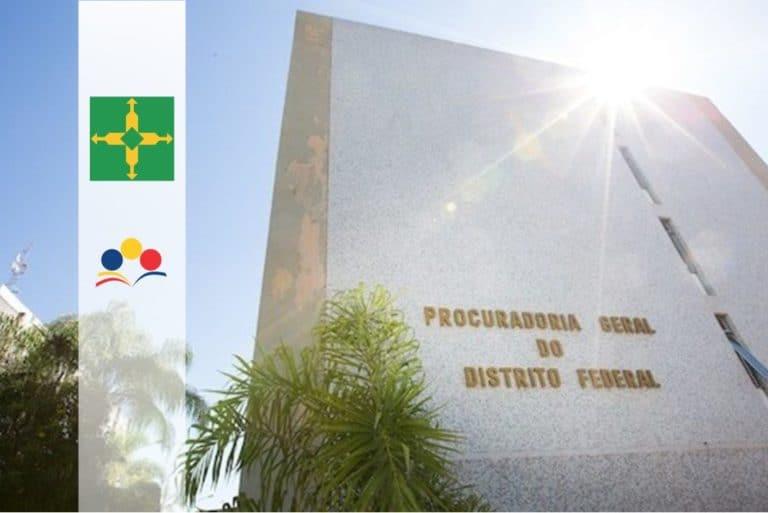 Concurso PGDF: Formada comissão organizadora interna