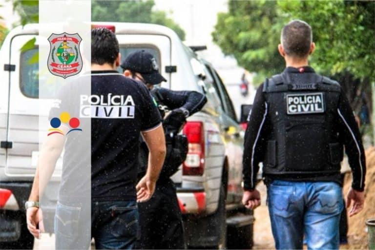Concurso Polícia Civil CE (PC CE): Certame autorizado para 1.496 vagas