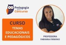 Concurso SEDF Professor Temporário 2018: Curso Completo de Pedagogia - PÓS-EDITAL
