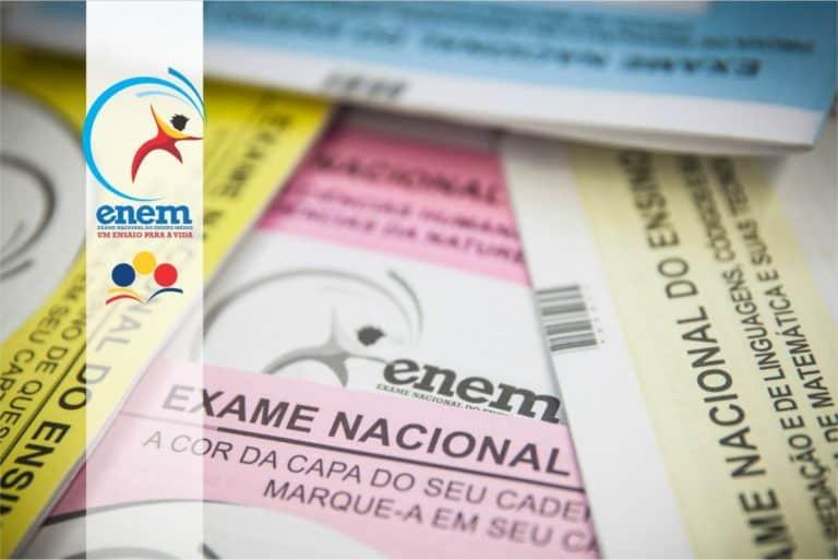 ENEM 2018: Confira os locais de provas. Provas 4 e 11 de Novembro