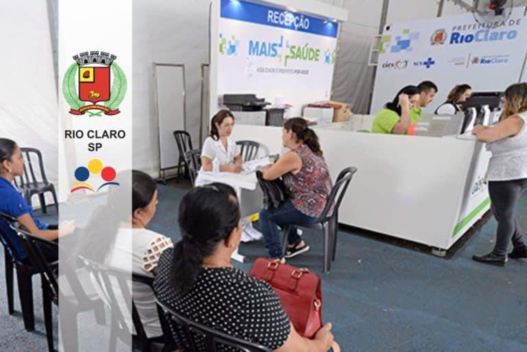 Concurso FMS de Rio Claro SP: Adiamento temporário da primeira fase
