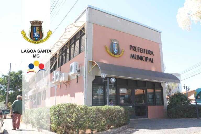 Concurso Prefeitura de Lagoa Santa MG 2018: Saiu o edital com 498 vagas para todos os níveis!