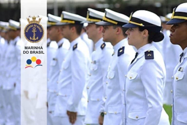 Concurso Marinha: Inscrições Abertas para Oficiais