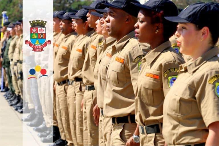 Concurso Guarda Municipal Niterói RJ: Banca Definida para 142 vagas!