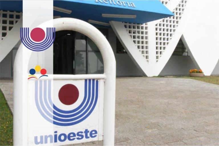 Processo Seletivo Universidade Estadual Unioeste PR 2020: Inscrições encerradas