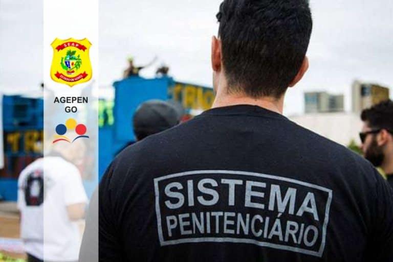 Concurso Agente Penitenciário GO 2019: Saiu o Resultado preliminar das provas objetivas