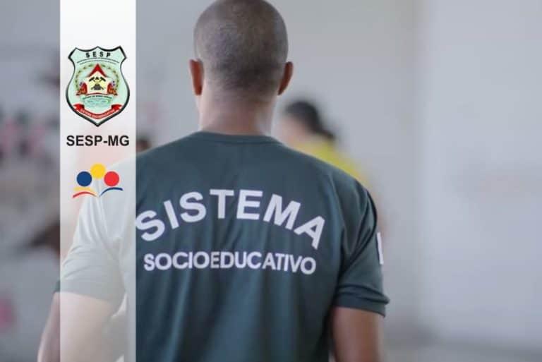 Agente Socioeducativo MG 2018: Resultado da 1ª Etapa sai até o dia 18/02
