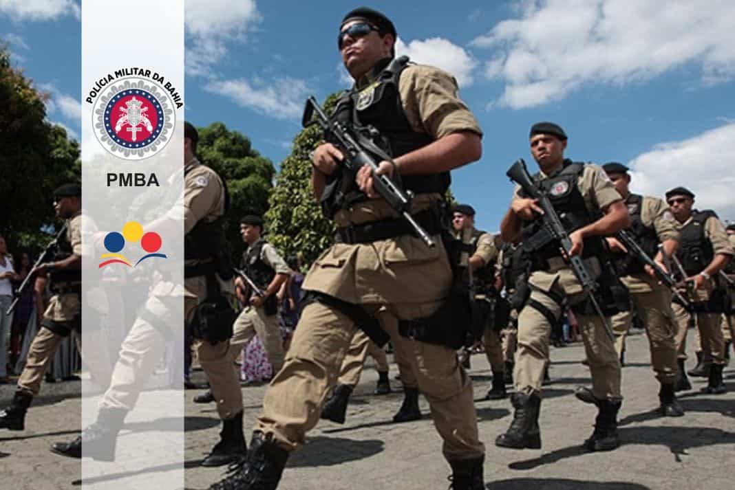 Resultado de imagem para Concursos com 2 mil vagas para PM Bahia é confirmado pelo governador