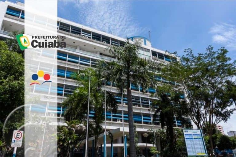 Concurso Prefeitura de Cuiabá confirma concurso com 288 vagas em julho