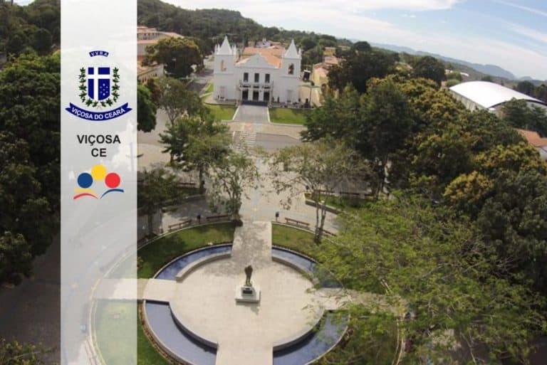 Concurso Prefeitura de Viçosa CE: Locais de Provas