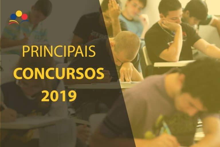 Concursos 2019: Lista de concursos previstos para 2019! [ATUALIZADO]