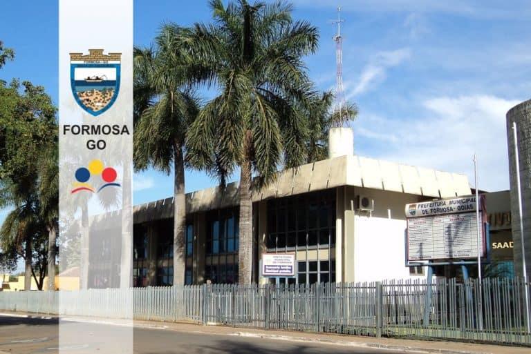 Prefeitura de Formosa GO: Divulgado novo processo seletivo