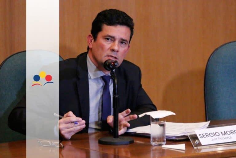 Sergio Moro diz que pretende substituir cargos de comissão por concursados em Ministério