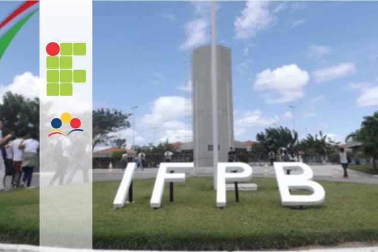 Concurso IFPB: Inscrições Abertas para níveis médio, técnico e superior!