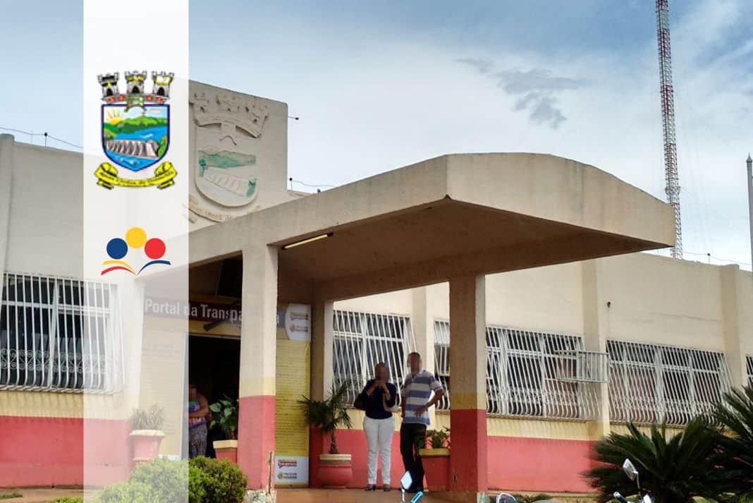 Prefeitura de Águas Lindas de Goiás GO 2018