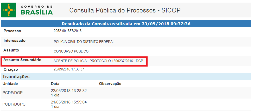 concurso policia civil pcdf 2019 solicitacao - Concurso Polícia Civil PCDF 2019: Edital para Escrivão em definição da organizadora! Até R$13.751,51!