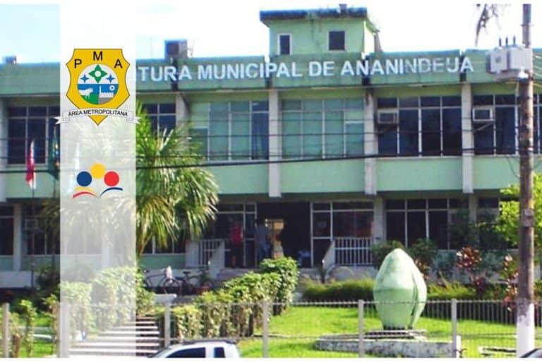 Concurso Prefeitura de Ananindeua PA 2018: Inscrições ABERTAS para 394 vagas!