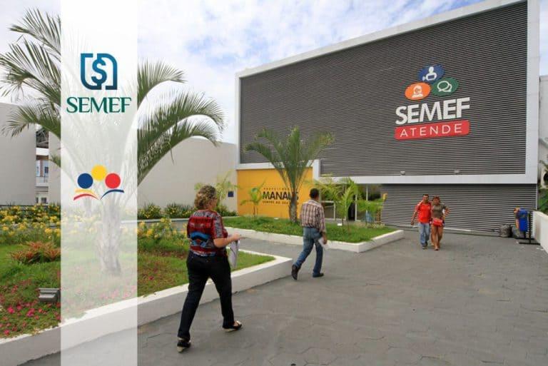 Concurso SEMEF Manaus 2019: Inscrições são prorrogadas até sexta (12). Salário chega a R$ 17 mil