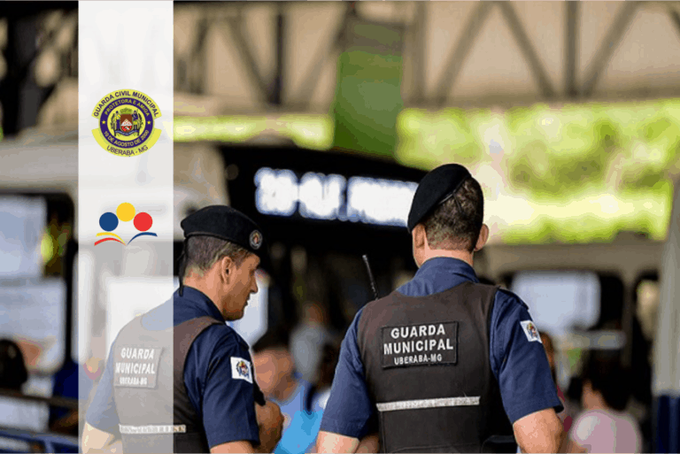 Concurso Guarda Municipal de Uberaba MG: SAIU o Edital com 100 vagas!