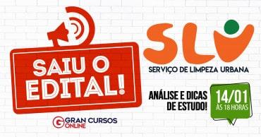 como passar slu saiu o edital - Concurso SLU DF 2019: Inscrições abrem na segunda (11) para 150 vagas. Iniciais de R$ 5 mil!