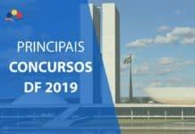 Concurso DF 2019