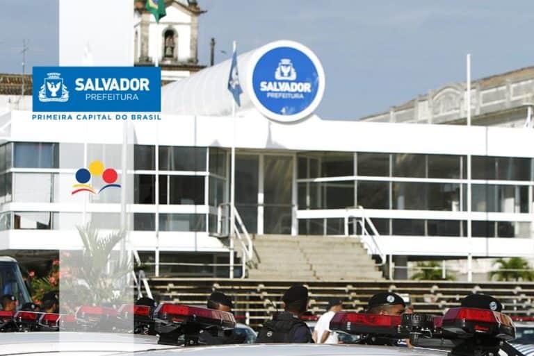 Concurso Prefeitura de Salvador BA 2019: Saiu o Edital com 368 vagas