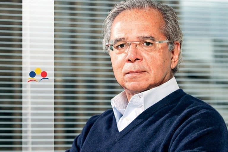 """Paulo Guedes descarta novos concursos: """"Vamos investir na digitalização"""""""