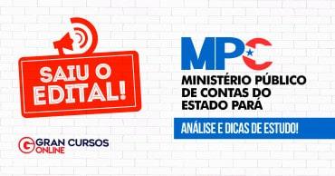como passar mpc pa saiu o edital - Concurso MPC PA: Inscrições Prorrogadas! Remuneração de até R$ 30.471,11