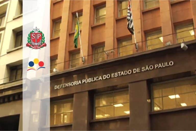 Concurso DPE SP Defensor: Inscrições Encerradas para 40 vagas. Inicial de R$ 25,6 mil!
