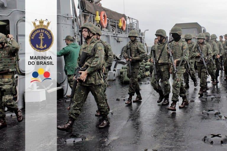 Concurso Marinha 2019: Inscrições Abertas com 960 vagas para Fuzileiros Navais