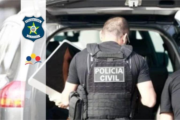 Concurso Polícia Civil PC AL 2019: Edital para Agente e Delegado é confirmado pelo Governador