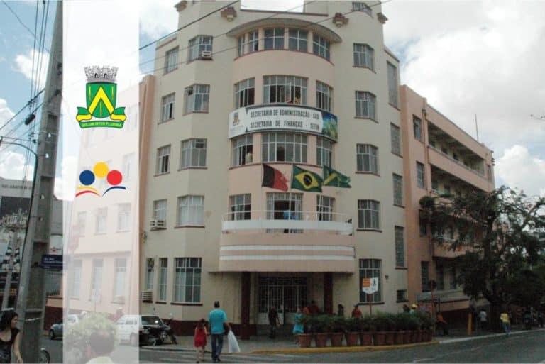 Concurso Prefeitura Municipal de Campina Grande PB: Inscrições abertas