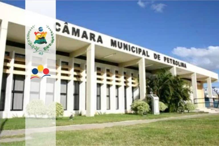 Concurso Câmara de Petrolina PE: Inscrições Prorrogadas para 120 vagas