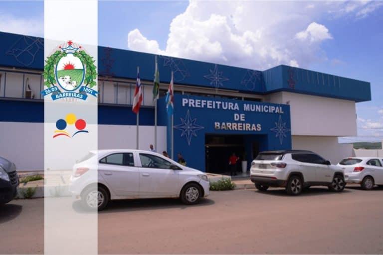 Processo Seletivo Prefeitura de Barreiras/BA: Últimos dias de inscrições para 5.250 mil vagas!