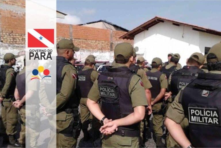 Governo do Pará anuncia concursos para Susipe, PM e PC